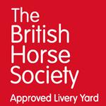 Hern Gate Farm - BHS Approved Livery Yard logo