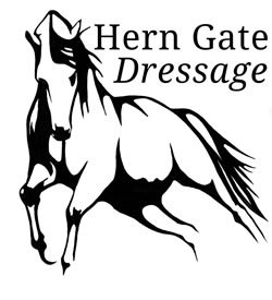 Hern Gate Farm - BD Team Quest Dressage logo
